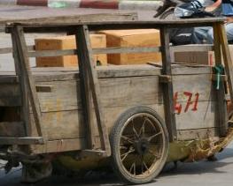 Kistenwagen
