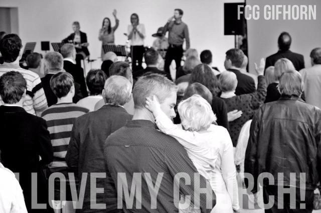 love my church