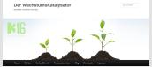 Wachstumskatalysator Homepage
