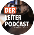 Logo Leiterpodcast